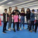Βράβευση των διακριθέντων αθλητών μας για το 2019 από την Ελληνική ομοσπονδία wushu kung-fu.